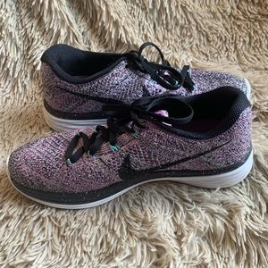 Nike FlyKnit Lunar 3 size 7 running shoes
